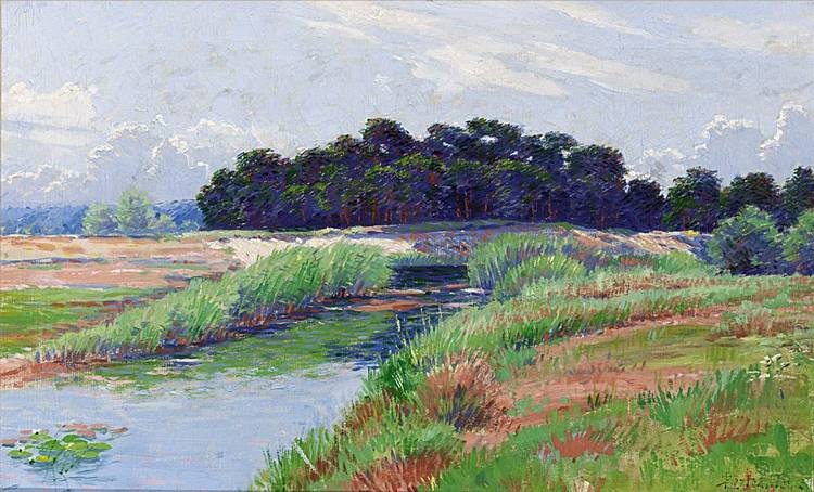 LUCIEN CLAUDE BERTHAULT (1854-1921)