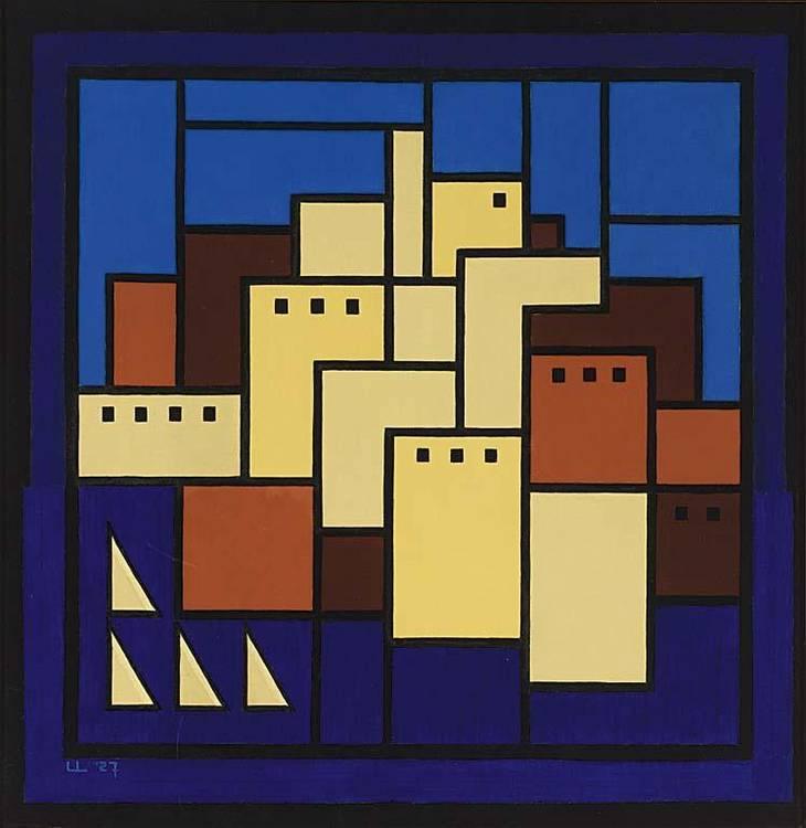 LOU LOEBER (1894-1983)