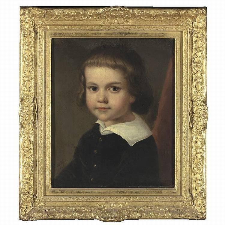 * JOHANN FRANKENBERGER HADAMAR 1807-1874 VIENNA