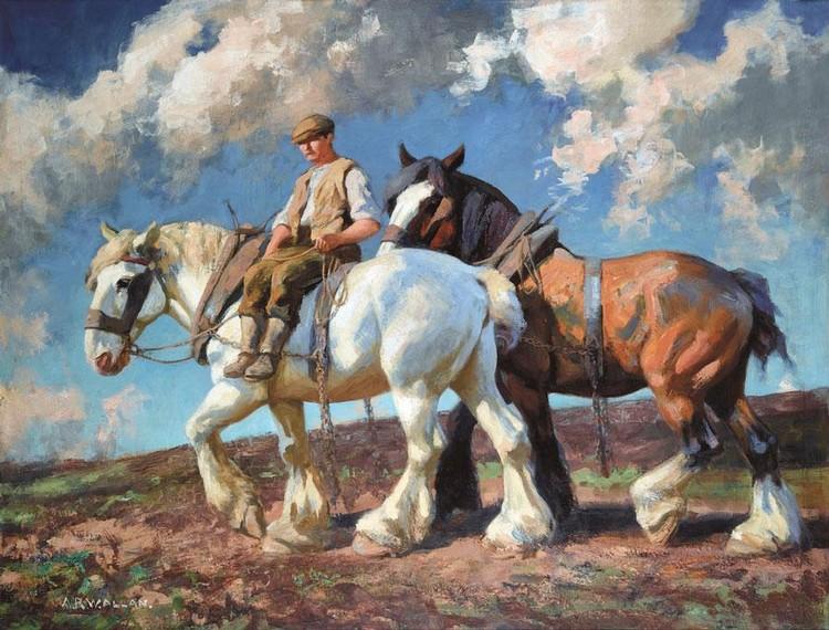 ARCHIBALD RUSSELL WATSON ALLAN R.S.A. 1878-1959