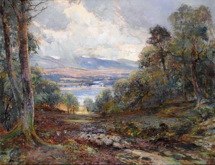 ARCHIBALD KAY, R.S.A., R.S.W. 1860-1935