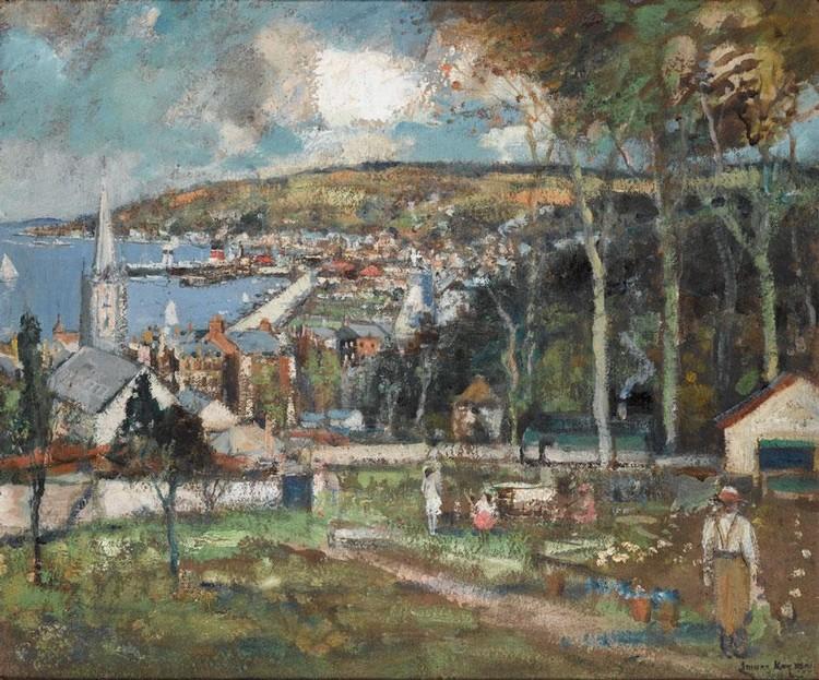 JAMES KAY, RSW 1858-1942