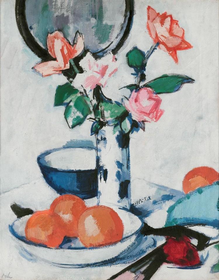 SAMUEL JOHN PEPLOE, R.S.A. 1871-1935