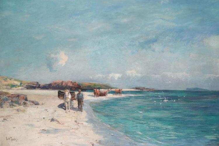 JOHN D. TAYLOR FL.1876-1890