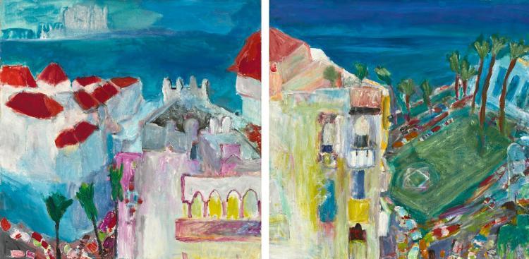 ANNA BOGHIGUIAN | Alexandria - Ramleh, June - Sept.