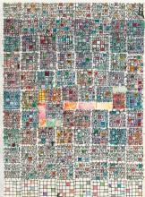 CHARLES HOSSEIN ZENDEROUDI | Untitled (From the Number Series)