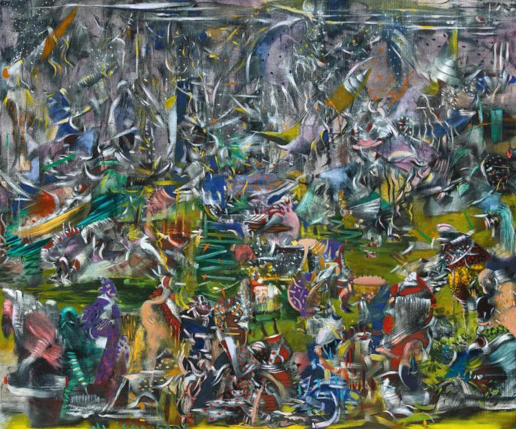 ALI BANISADR | Creation