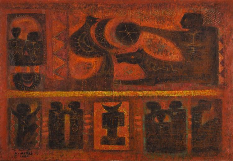 ABDEL WAHAB MORSI | Untitled