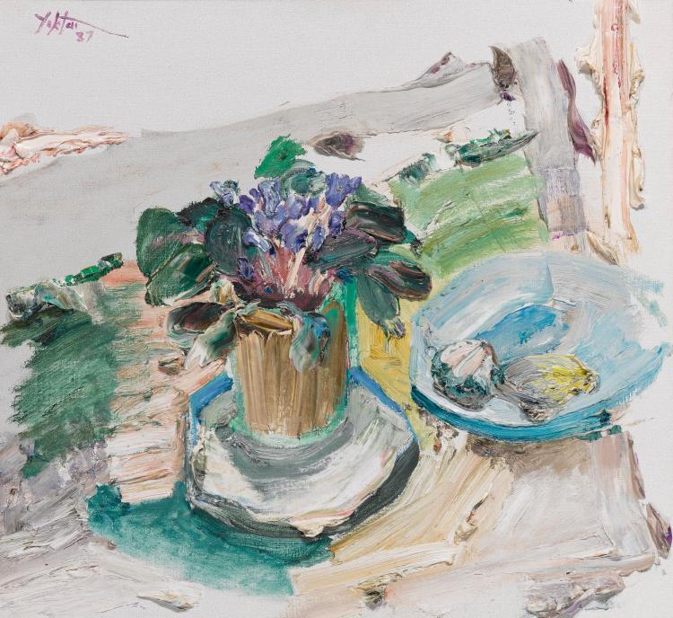 MANOUCHER YEKTAI | Untitled (Still Life)