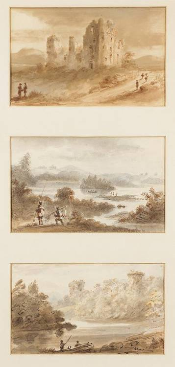 SIR CHARLES BELL, BRITISH 1744-1842