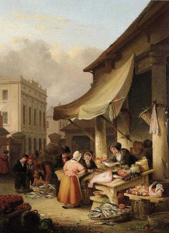NICHOLAS CONDY, BRITISH 1793-1857