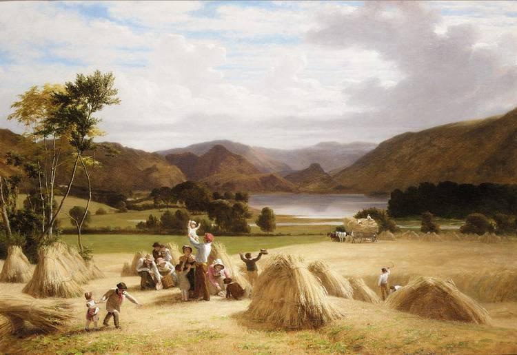 WILLIAM FREDERICK WITHERINGTON R.A., BRITISH 1785-1865