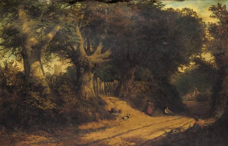 WILLIAM E JONES, BRITISH FL.1849-1871