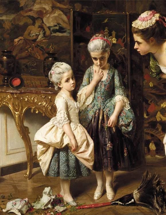 HENRI-GUILLAUME SCHLESINGER, FRENCH 1814-1893