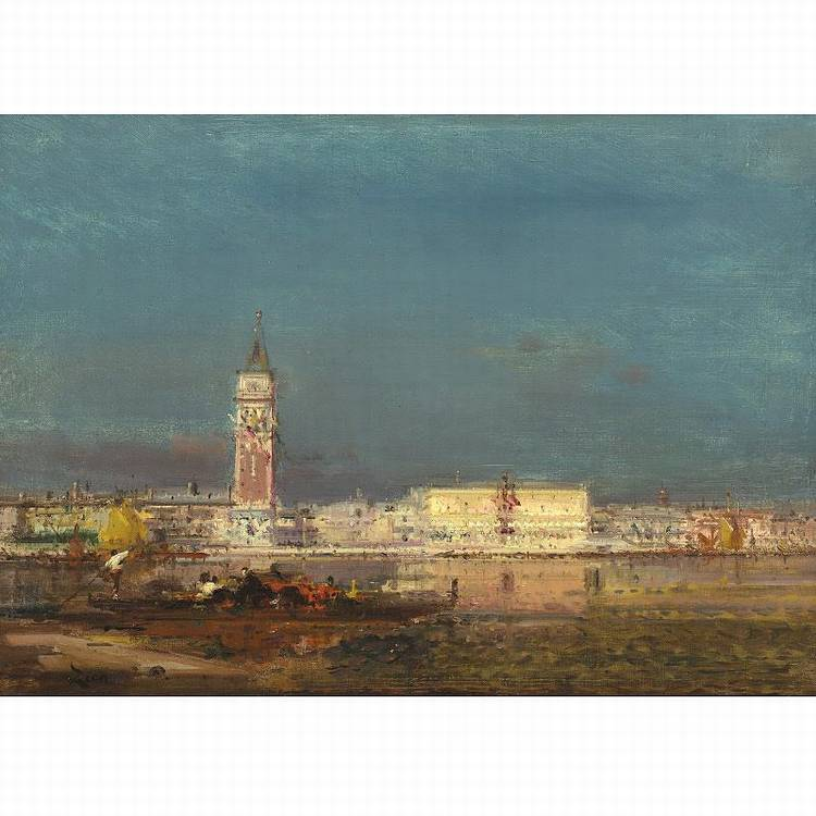 HENRI DUVIEUX 19TH CENTURY