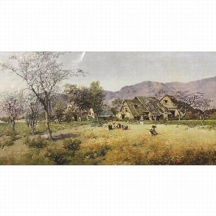 RICCARDO PELLEGRINI 1863-1934