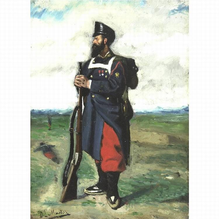 DOMINGO MUÑOZ Y CUESTA 1850-1912