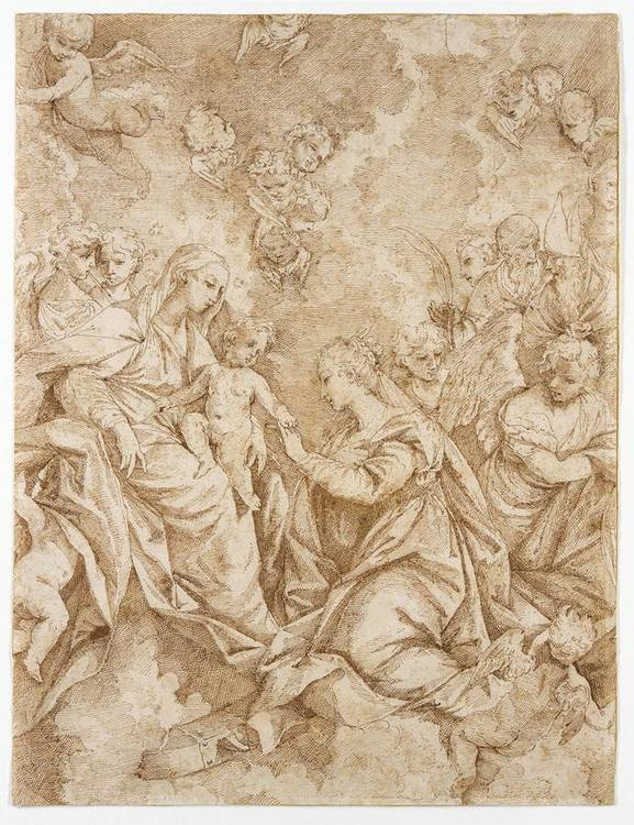 * DOMENICO MARIA FRATTA BOLOGNA 1696-1763