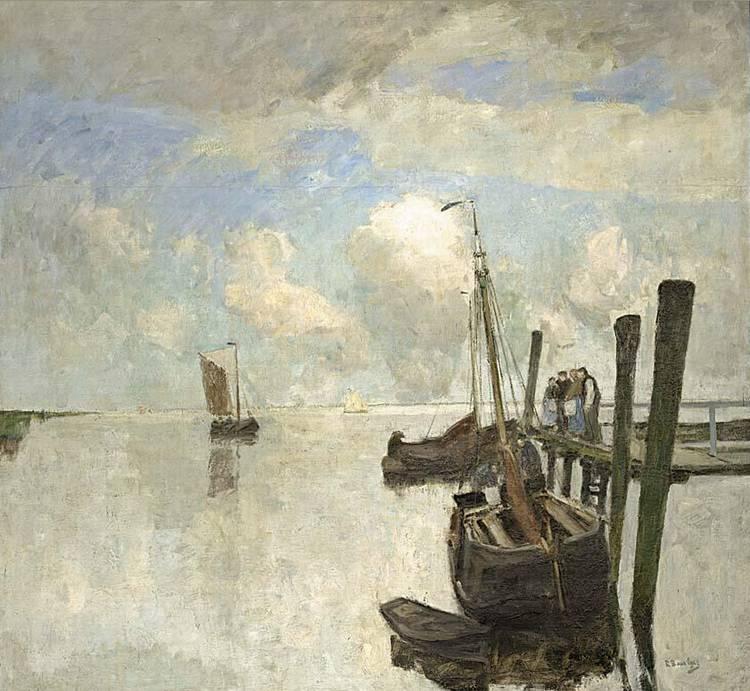 RICHARD BASELEER BELGIAN 1867-1951