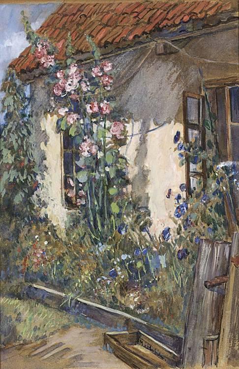 SIENTJE MESDAG-VAN HOUTEN DUTCH 1834-1909