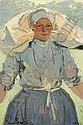 HANS VON BARTELS GERMAN 1856-1913, Hans