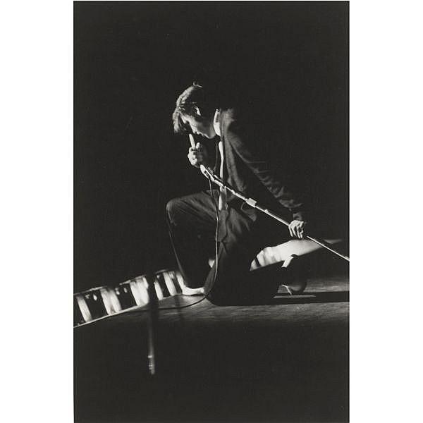 Alfred Wertheimer (b. 1929) , Elvis Presley. Twenty one studies, 1956
