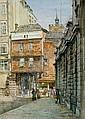 THOMAS MATTHEWS ROOKE, R.W.S. (1842-1942) ST. BARTHOLOMEW'S, Thomas Matthews Rooke, Click for value