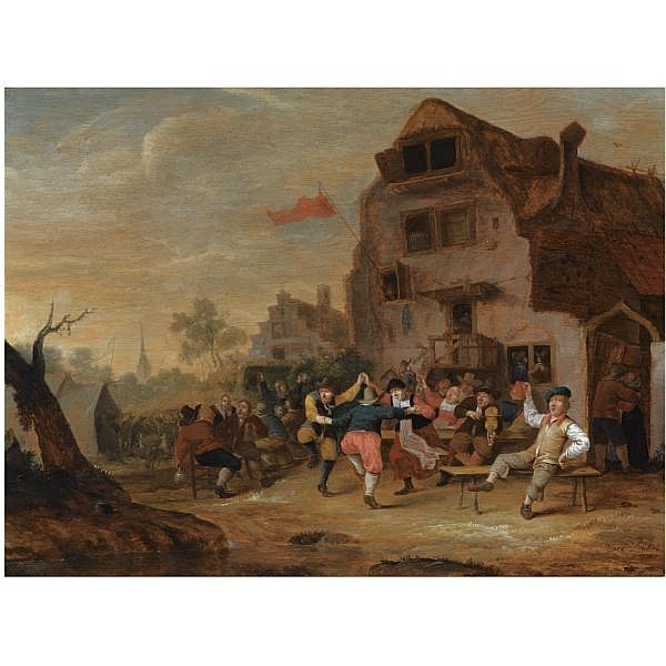 Hendrick Bogaert , Amsterdam 1626/27 - after 1674 