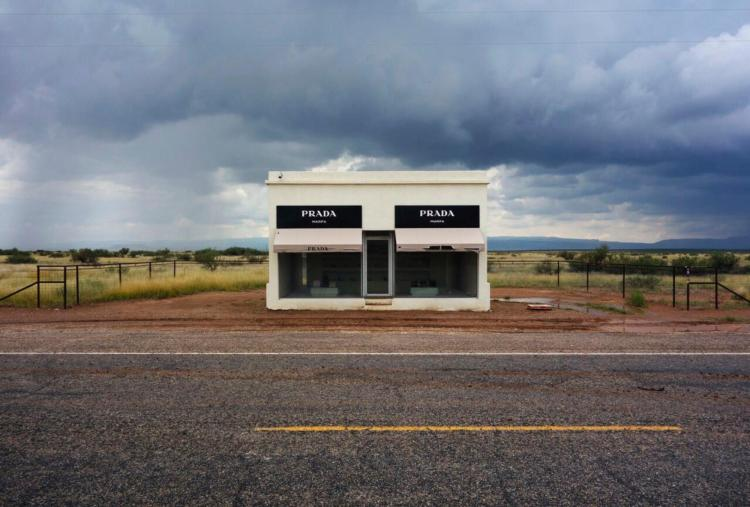 AN INSIDER'S MARFA EXPERIENCE WITH YVONNE FORCE VILLAREAL AND DOUGLAS FRIEDMAN [2 GUESTS]
