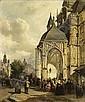 ELIAS PIETER VAN BOMMEL DUTCH, 1819-1890, Elias