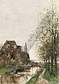 FREDERICUS JACOBUS VAN ROSSUM DU CHATTEL DUTCH, 1856-1917, Frederik Jacobus