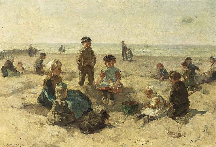 JOHANNES EVERT AKKERINGA DUTCH, 1861-1942