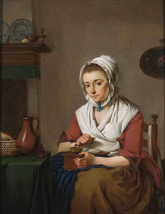 JACOBUS JOHANNES LAUWERS DUTCH, 1753-1800