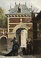 JOSEPH BLES DUTCH, 1825-1875, Joseph (1825) Bles, Click for value
