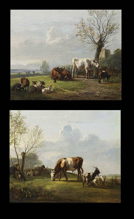 PIETER GERARDUS VAN OS DUTCH, 1776-1839