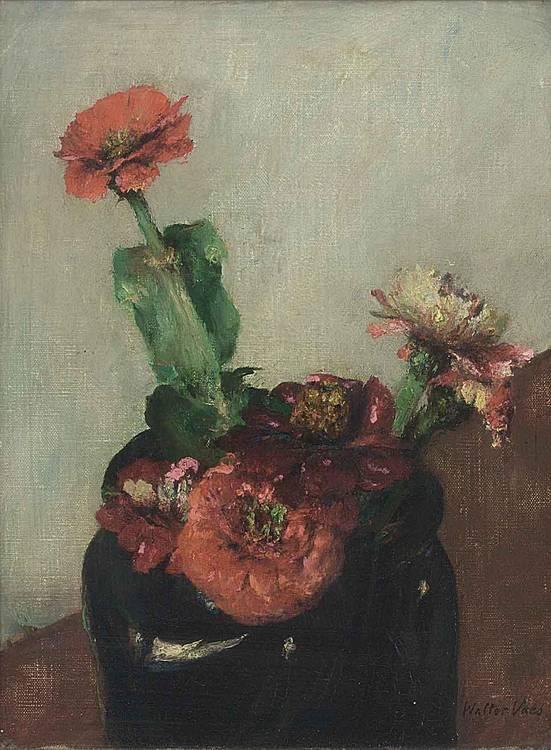 WALTER VAES BELGIAN, 1882-1958