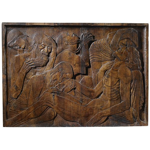 Ivan Mestrovic, carved in 1913 , Croatian 1883-1962 