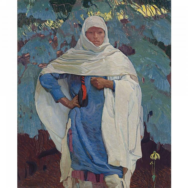 ERNEST LEONARD BLUMENSCHEIN 1874 - 1960