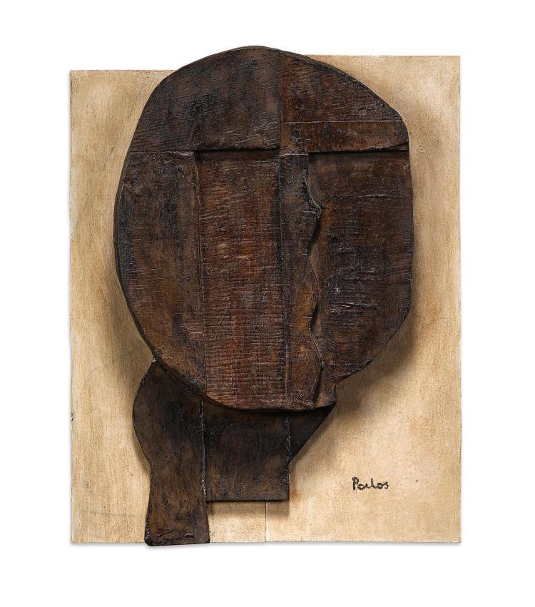 MANUEL PAILÓS (1918-2005) | Cabeza