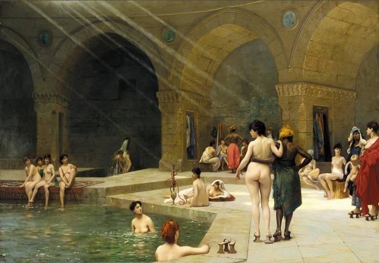 f - JEAN-LÉON GÉRÔME FRENCH, 1824-1904
