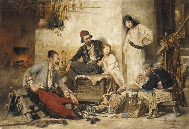 ALOIS HANS SCHRAM AUSTRIAN, 1864-1919