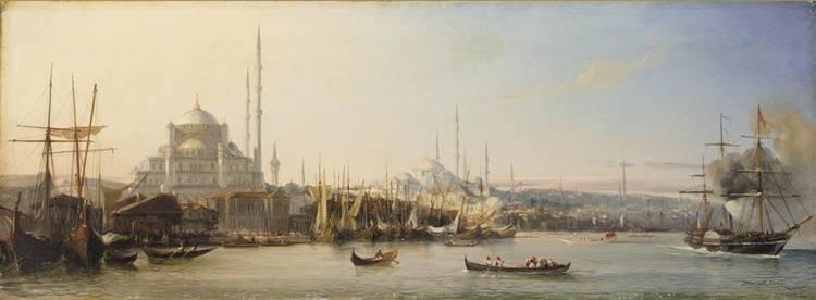ANTOINE MOREL-FATIO FRENCH, 1810-1871