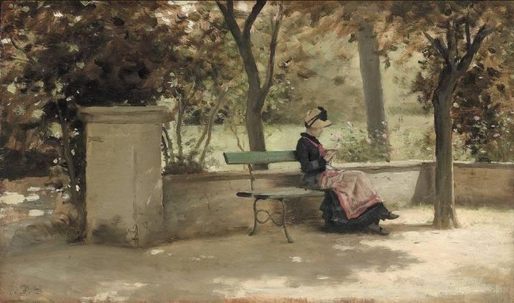 CHRISTIANO BANTI ITALIAN, 1824-1904