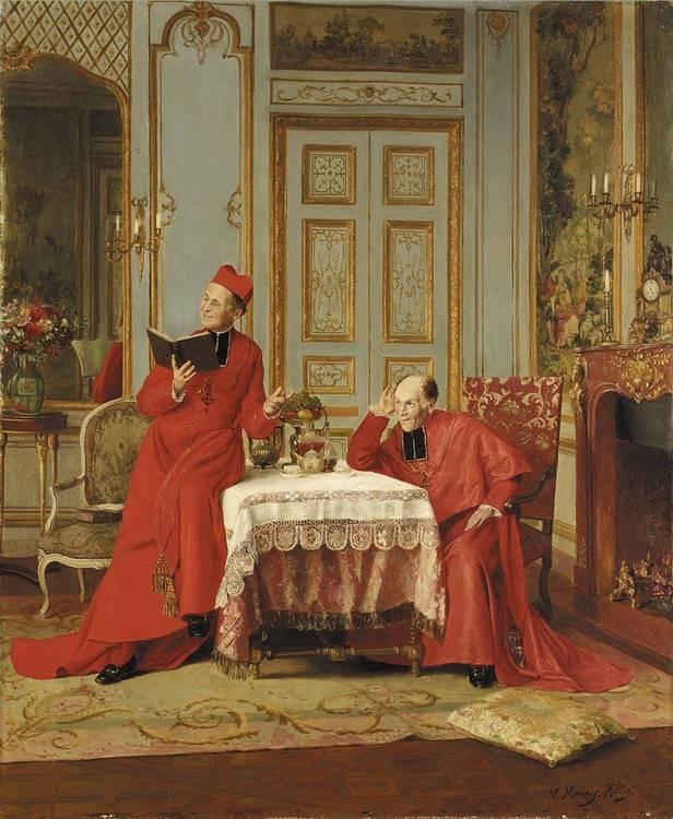 VICTOR MARAIS-MILTON FRENCH, 1872-1948