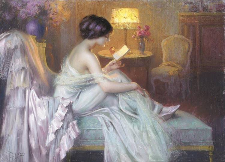 DELPHIN ENJOLRAS FRENCH, 1857-1945
