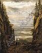 f - JOHAN CHRISTIAN DAHL NORWEGIAN, 1788-1857, J C Dahl, Click for value