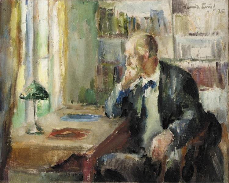 HENRIK LUND NORWEGIAN, 1879-1935