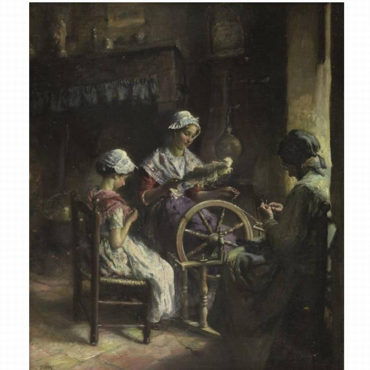 MAX SILBERT B. 1871