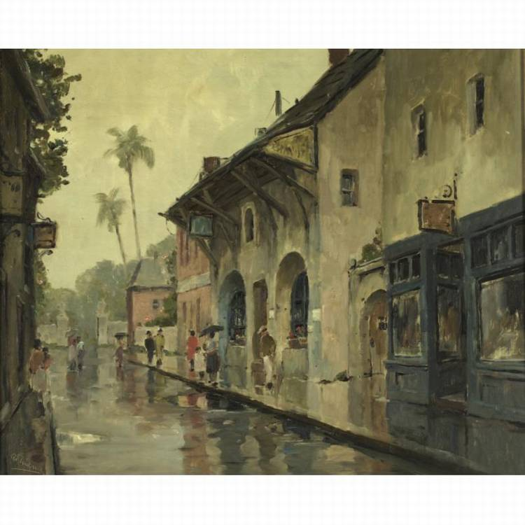 ANTHONY THIEME 1888-1954