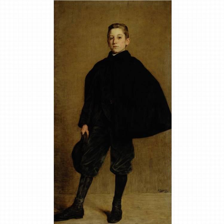 GUSTAVE VANAISE 1854-1902